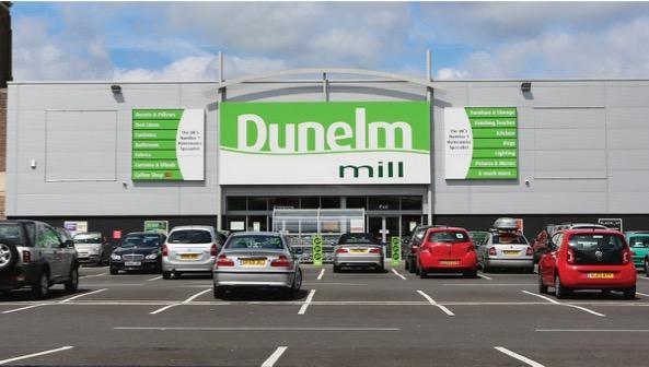 dunelm mill store
