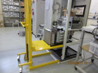 electrical assembly lifting equipment