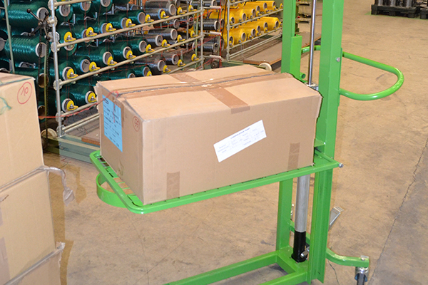 Order Picking Lifting and Stacking Equipment