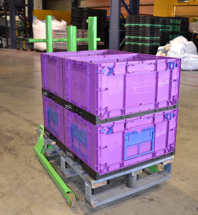 Impact-Handling Working With MJ Products Lifting Equipment