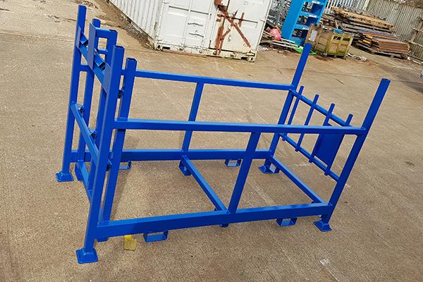 Steel Stillages design and manufacture