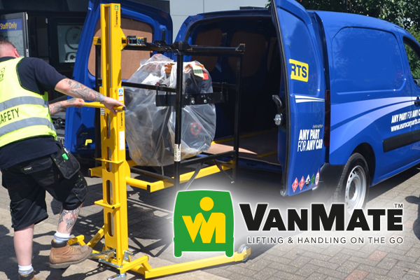VanMate Lifting Equipment for van drivers