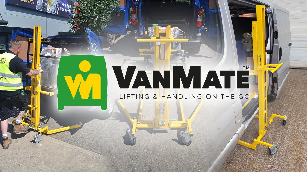 VanMate logo banner