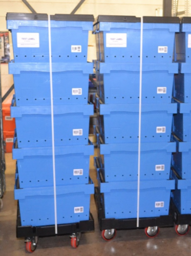 totes safe handling and lifting equipment