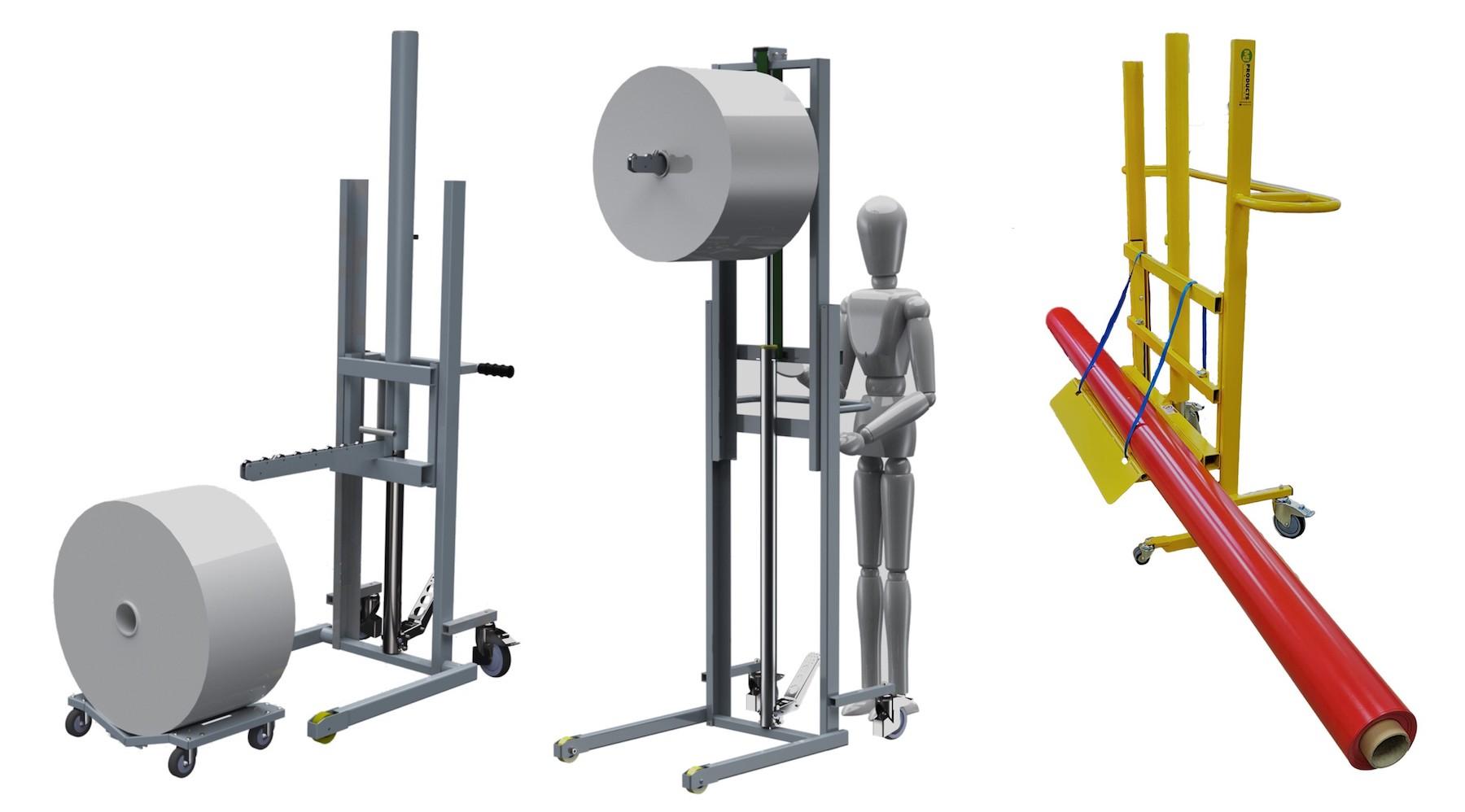 roll handling series lifters