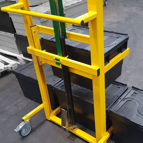 Tote & Container Handling